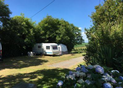 camping pre de la mer emplacement